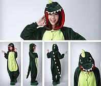 Пижама Кигуруми Динозавр или Крокодил (S-L)