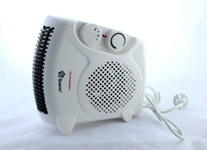Тепловентилятор Heater MS H 0011 Дуйка Обогреватель
