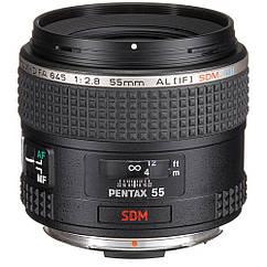 Pentax DFA 645 55mm F2.8AL SDM AW