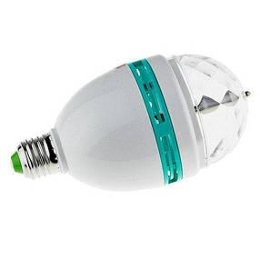 Вращающаяся разноцветная лампа LED Full Color Rotating Lamp, фото 2