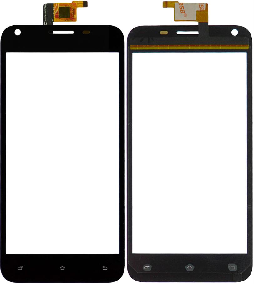 Сенсорный экран (тачскрин) DEX GS-501 черный