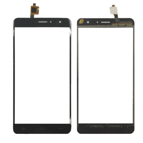 Сенсорный экран (тачскрин) Doogee F7  F7 Pro чёрный