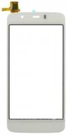 Сенсорный экран (тачскрин) FLY IQ4414 Evo Tech 3 Quad white