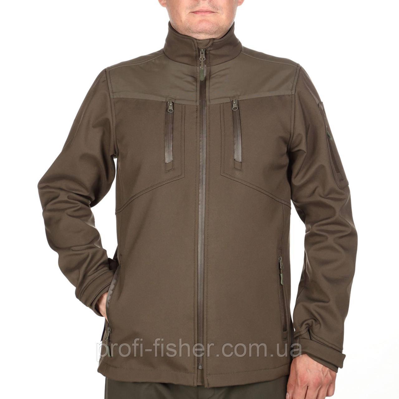 Куртка KLOST Soft Shell Sporttactic 5019 5XL Asphalt