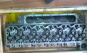 Головка блока двигателя 4936081 \ 2831474 Cummins ISBe