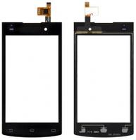 Сенсорный экран (тачскрин) Philips S308 чёрный