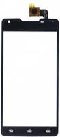 Сенсорный экран (тачскрин) Philips W6610 black