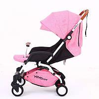 Прогулочная коляска YOYA Care Pink, КОД: 125623