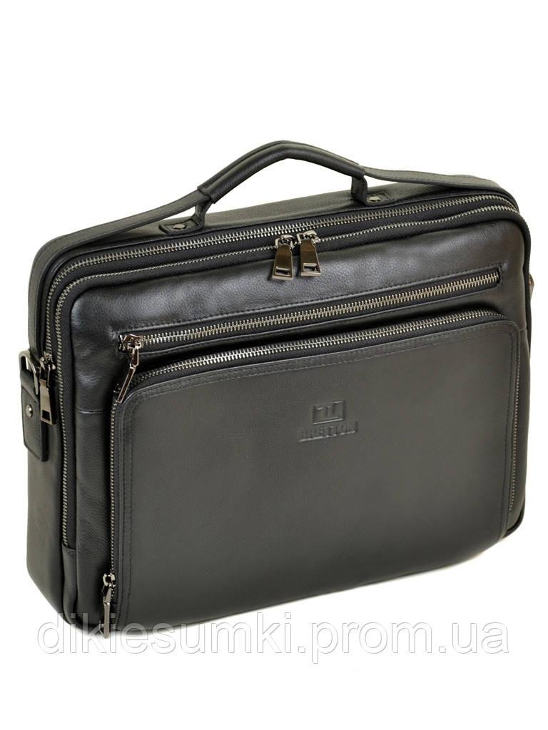 0279dc00fca6 PODIUM Сумка Мужская Портфель кожаный BRETTON BE 3492-8 black в ...