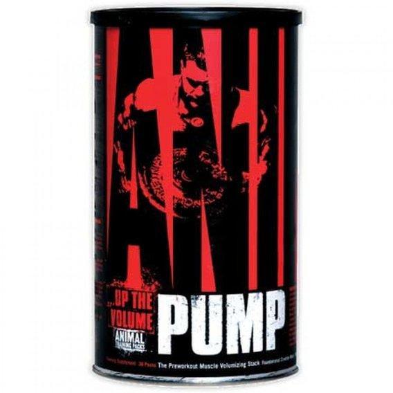 Універсальний Animal Pump 30 Packs