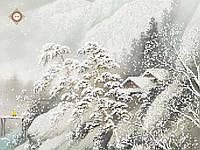 Схема для вышивки бисером зима в Украине. Сравнить цены 480cb304cf977