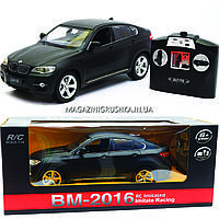 Радиоуправляемая машина BMW X6 1:14 (аккумулятор) BM-2016
