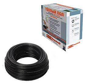 Теплый пол Hemstedt одножильный кабель 72.7 м 7.3 - 9.2 м² 1250 Вт 141250, КОД: 146081