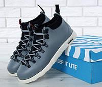 Мужские зимние ботинки Native Fitzsimmons Grey