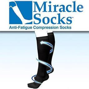 Компрессионные носки Miracle Socks с антиварикозным эффектом PR1, фото 2