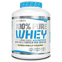 Протеин BioTech 100% Pure Whey 2,27 kg