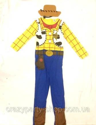 Карнавальный костюм Ковбой Вуди