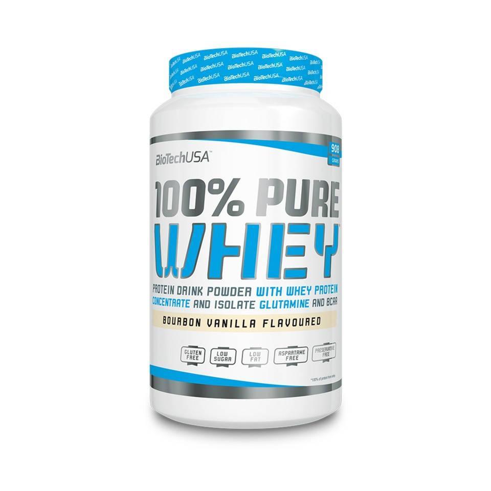 Протеин BioTech 100% Pure Whey 908 g