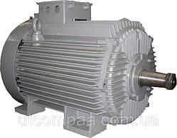 Крановые электродвигатели  4МТН 280S6, 75 кВт
