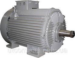 Крановые электродвигатели  4МТН 280L6, 110 кВт
