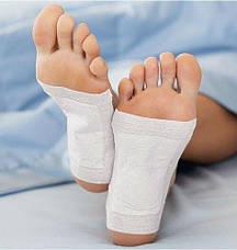Лечебный пластырь для ног DH8 (в комплекте 8 штук), фото 3