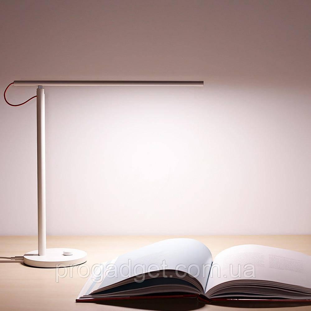 Настольная лампа Xiaomi Mijia Mi Smart LED Desk Lamp (White) 300 Lm, 2700-6500 К, 6 W, Wi-Fi IEEE 802.11 b/g/n
