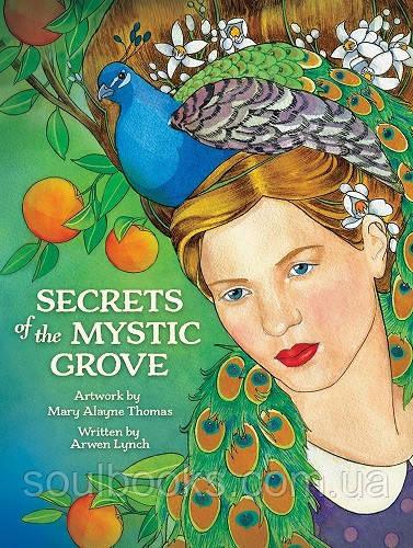 """Карты """"Secrets of the Mystic Grove"""" (Тайны мистической рощи). Arwen Lynch"""