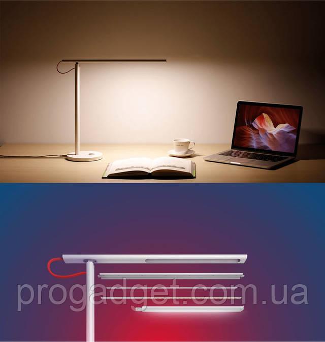 Настольная лампа Xiaomi Mijia Mi Smart LED Desk Lamp (White) 300 Lm
