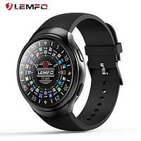 Новые, оригинальные Смарт часы Smart Watch Lemfo LES2, Wi-Fi, GPS