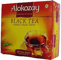 Чай черный Алокозай 100п