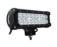 Фара светодиодная LightX C4 54W 235х64х107мм