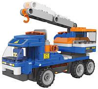 Конструктор Pai Blocks Crane строительная техника  127 деталей (61011W)