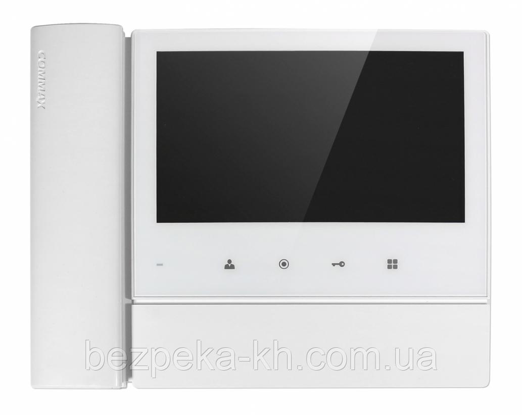 Відеодомофон COMMAX CDV-70N2 White