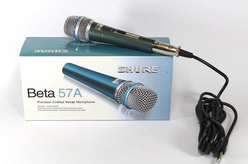 Вокальный, инструментальный микрофон DM 57A/58 PR3
