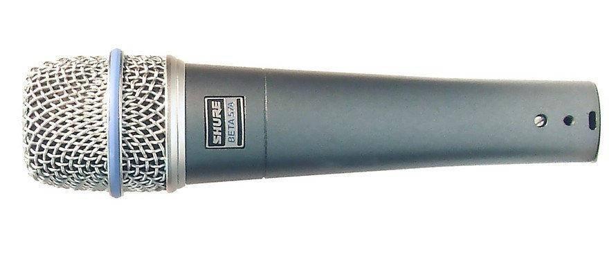 Вокальный, инструментальный микрофон DM 57,58 PR3, фото 2