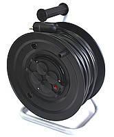 Подовжувач без заземлення 20 м  (ПВС 2х1,5, 3 кВт)