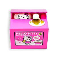 Копилка Hello Kitty, китти воришка, фото 1