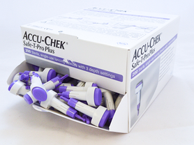 Ланцет Accu-Chek-Safe-T-Pro-Plus Акку-Чек Сейф-Т-Про Плюс, фото 3