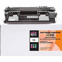 Тонер-картридж NewTone для HP LaserJet P2035/2055 аналог CE505A Black (LC34E)
