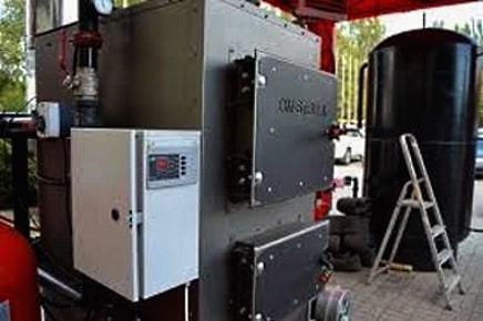 Пиролизная блочно-модульная котельная DM-STELLA 150-300 кВт