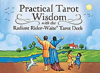 """Таро """"Practical Tarot Wisdom"""" (Практическая Мудрость Таро). Arwen Lynch, фото 1"""