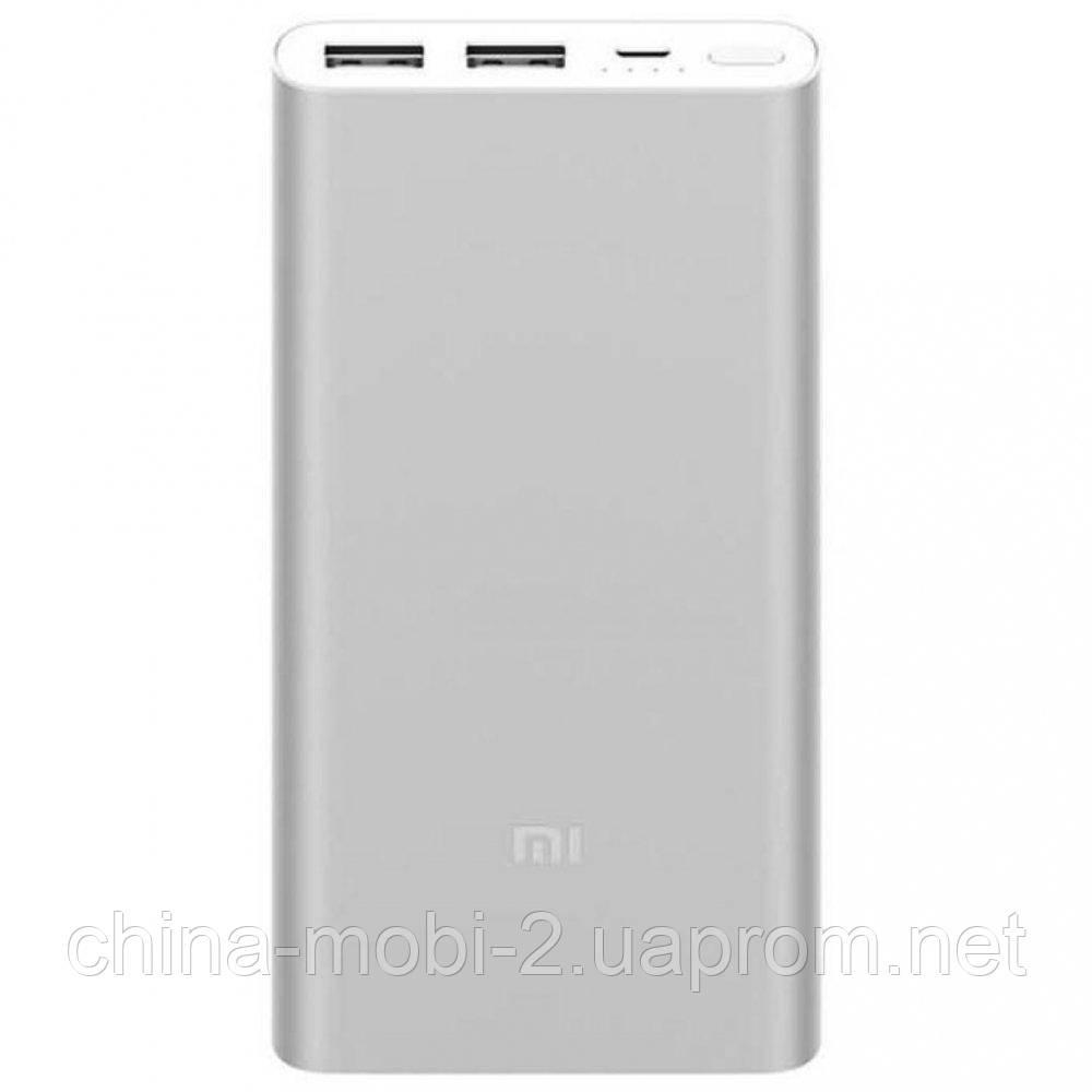 Внешний портативный аккумулятор Xiaomi Mi Power Bank 2S 10000mAh with 2USB Silver