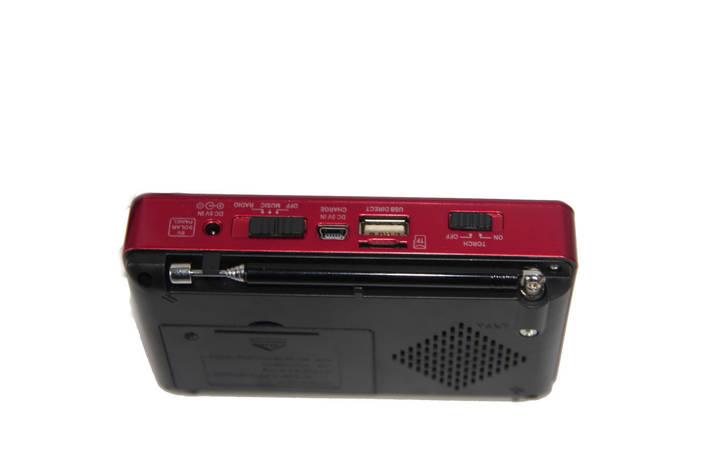 Радиоприемник портативный Golon RX-2277 PR3, фото 2