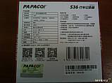 Автомобильный видеорегистратор PAPAGO S36 Ultra HD 1296P угол обзора 178° ночная съемка Ambrella A7L50, фото 8