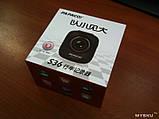 Автомобильный видеорегистратор PAPAGO S36 Ultra HD 1296P угол обзора 178° ночная съемка Ambrella A7L50, фото 9