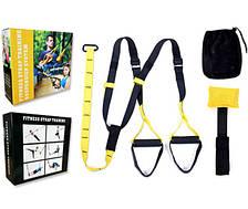 Тренувальні петлі підвісні фітнес тренажер Fitness Strap Training