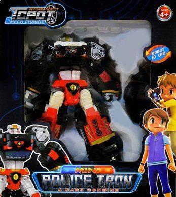 Тобот mini Police Tron