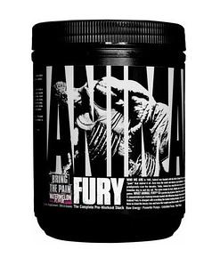 Предтренировочники, NO Universal Animal FURY 330 g