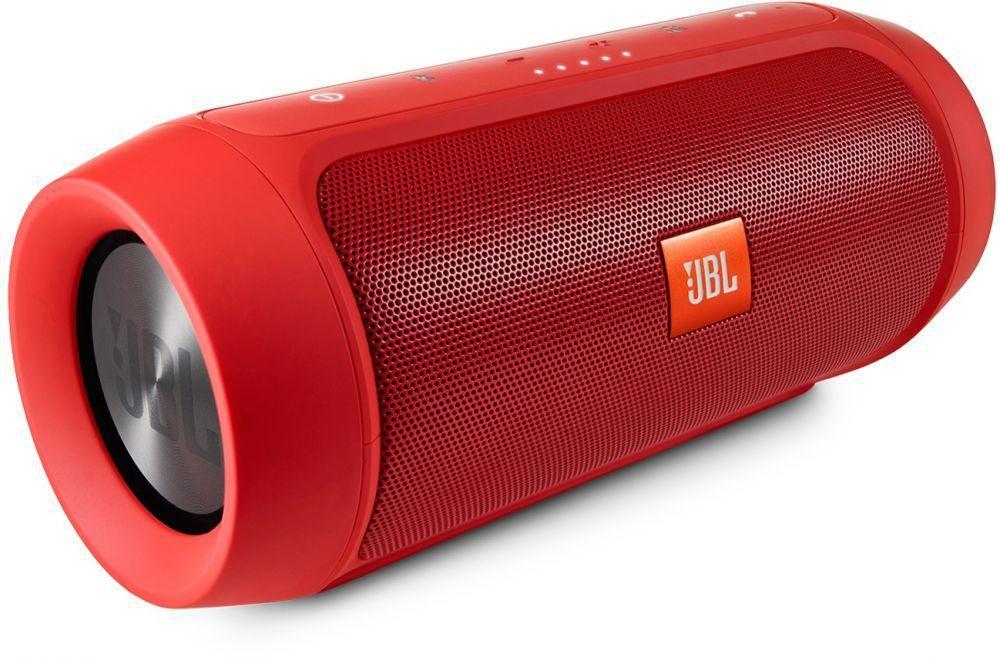 JBL Charge 2 Plus красная Bluetooth стерео колонка с USB и MicroSD