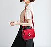 Сумка женская с ручкой классическая саквояж Sabina Красный, фото 2